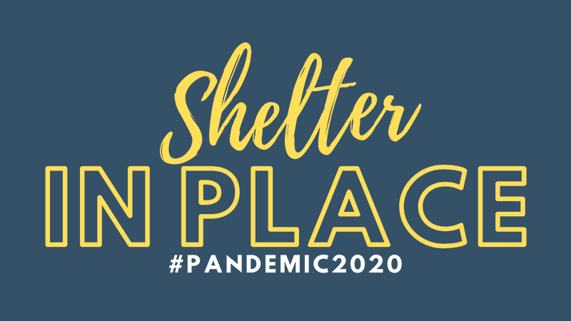 Shelter in Place Logo